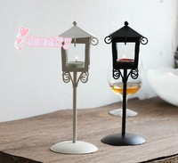 11.11 Hot sales for Modern Candlestick, wrought iron candlestick,European style candle holders ,candelabrum with gift in stock