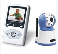"""2.5"""" wireless digital electronic baby monitor with video baby camera for bebe safety monitors"""