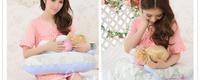 Breastfeeding pillow/Feeding baby pillow/baby Learn to sit pillow  /Pregnant women breastfeeding Artifact / U-shaped pillow