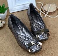 Free Shipping fashion design women single shoes soft bottom leisure work flats moccasins shoes woman Big Size 35-41 0455
