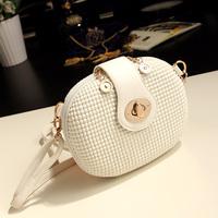 2014  mini candy color fashion women's messenger bag small bag shoulder bag