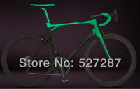 TOP selling new 2013 BMC carbon road bicycle frame all colors, MOST WANTED MTB Frames, BB30/BBSA Di2-Green color
