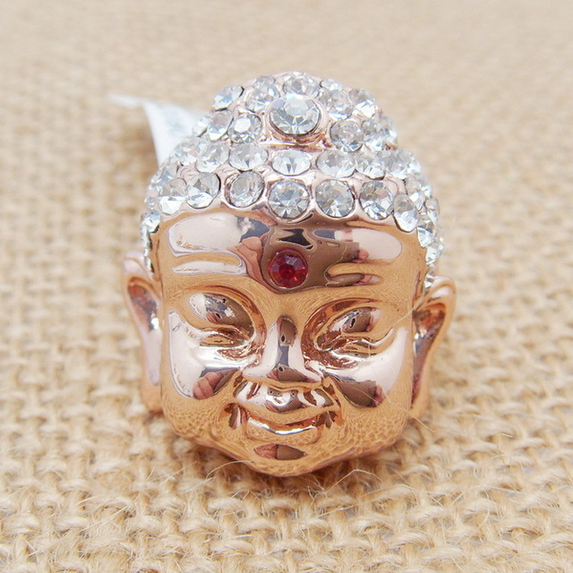 buddha wedding rings