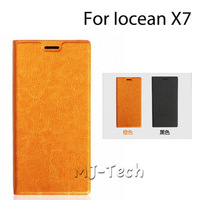 Free Shipping Original Leather stand Case for Iocean x7 /Iocean x7 yong/Iocean x7 turbo/Iocean x7 elite