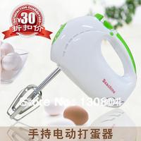 Electric mixer handheld egg breaker stainless steel egg beater egg  beaker mini mixer household automatic dough mixer cream