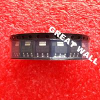 Free Shipping 100PCS Ams1117-adj adjustable power supply chip ic regulator ldo sot-223 high quality GREAT WALL
