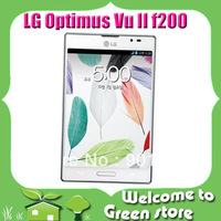 "Free shipping LG Optimus Vu II Original Refurbished phone Quad-core LG  F200 8MP 5.0"" touchscreen LTE GSM GPS Front camera"