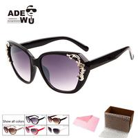 Top Sale Baroque Flower Sunglasses Women Brand Ladies Sun Glasses Female oculos de sol Feminino Luxury gafas