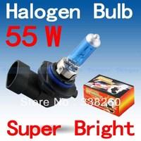 9006 HB4 Super Bright White Fog Halogen Bulb Hight Power 55W Car Headlight Lamp Parking Car Light Source