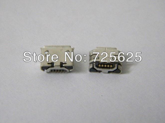 10pcs 5 pin MINI Micro USB Connector, Data Connecting Socket fit for Mini Pad/ Netbook/Panel PC/Phone 5-pin free shipping(China (Mainland))