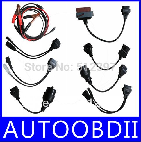 cdp pro voor auto kabels 8 stuks per set auto kabel voor autocom cdp