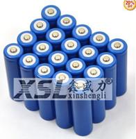 20PCS 18650 Digital lithium ion Rechargeable Battery 5000 mah battery LED Flashlight battery 3.7 V +Free shipping