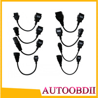 2014 Best Quality Diagnostic TCS CDP PRO Cables For Truck With Full Set 8 Cables CDP Truck Cables