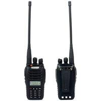 radio transmitter Baofeng uv-b5 136-174MHz/400-520MHz Dual Band FM radio 65-108MHz ham transceiver  free earpiece
