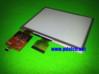 100% Original New for AUO 6'' E-ink LCD,Ebook reader,E-book LCD screen A0608E02 LCD with touch screen free shipping