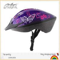 2014 hot sale! GOLEX women's professional bicycle helmet,riding helmet equipment, M/L size purple butterfly. Free shipping