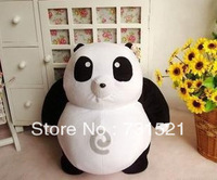 Short plush toy, modelling ofpanda, birthday gift, Christmas gift, Valentine's day gift