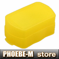 Yellow 580EX 580EX II Flash Bounce Soft Diffuser for Canon Free Shipping +tracking number