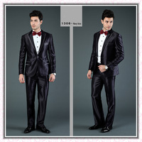 2014 Hot Sale Men's Suits Slim Fit Business Party Suits Brand Tuxedo For Men High Quality jacket+pants New 2014