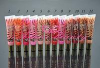 12 PCS/LOT Hot sale! brand makeup victoris's secret lip gloss SPF 15! vs Lip Gloss/12 different color free shipping