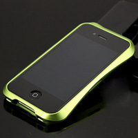 PriceQuality,bumper case for iphone 4s,Deff  Aluminum Bumper Frame case  For iPhone 4 4S,with original retail packaging
