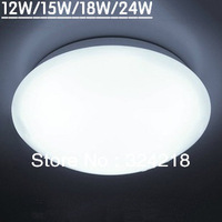 12W 1100 Lumens super bright White/Warm White ,SMD5630  LED Ceiling Lights12w 15w 18w 24w CE&RoHS 3 years warranty