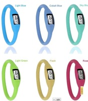 2013 new hot  Wholesale Hot Sell fashion anion silicone watch+ Free shipping mm001