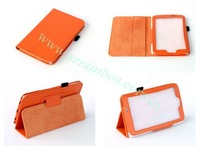 7 inch Tablet PC Leather Stand Case Pouch Folio Cover for Samsung Galaxy Tab 3 P3200