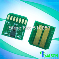 B2200/B2400 reset toner cartridge chip for OKI laser printer refill smart chip 2K 43640301