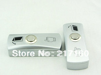 Factory Freeshipping+Stainless Steel Mini Door Exit Push Release Button Switch for Access Control
