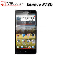 "Original Lenovo P780 780 5.0"" HD MTK6589 Quad core 1GB RAM 4G Android 4.2 smart mobile phone 8MP Camera with 4000MAH L"