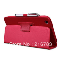 High Quality PU Leather Stand Cover Case for Samsung Galaxy Tab 3 8.0 T310 with Pen Holder Free Shipping