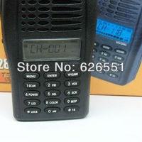DHL FREE SHIPPING Weierwei VEV3288S 136-174 Mhz VHF portable two way ham radio 10km+FREE Earpiece Professional Walkie Talkie