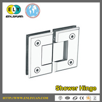 Free Shipping High Quality 180 Degree Shower Door Hinge