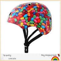 2014 best saling.Chocolate bean scooter helmet,multi-functional sport safety helmet.bicycle&skating&hip-hop helmet,free shipping