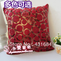 Super soft velvet pillow cover or sofa or bed cushion cover in square for office and home and living room