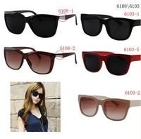 Small wholesale fashion oculos sol  Many color soculos de sol feminino 2014 original  6103\6108
