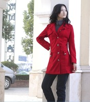 2013 new hot Fashion Cozy women clothes Shawl Coat blazer slim Wild suit Jacket Handsome uniform buckle