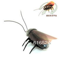 Cool gadgets Electronic RC(remote control) toys Cockroach Novelty & Creative items Funny Joke products Gifts for children/adults