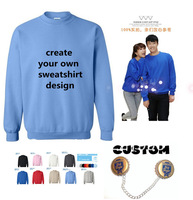Personalised Sweatshirt For Youth/Adults - Your Text / Slogan, Customized , Printed Sweater XS-2XL, Wholesale