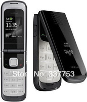 In Stock Work all World New Black For 2720 Unlocked Original 2720 cell phone one year warranty For Free shipping