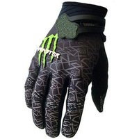 Free Shipping Value 2013 New Gloves Glove Motorcycle Cycling Bike Bicycle Outdoor Sports Black and White size M, L, XL