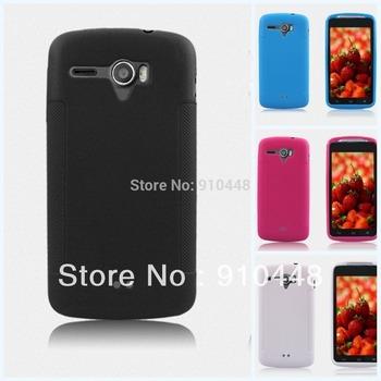 Free shipping 2pcs/lots soft silicone TPU case for Huawei G500 Pro U8836D
