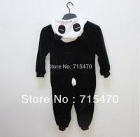 Panda Pajamas Cute Unisex Children's Cosplay Animal Costume Onesies For Kids Pajamas Cosplay Costume Sleepsuit
