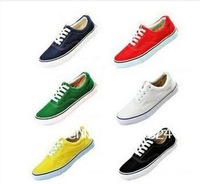 neutral low canvas shoes for canvas shoes shoes for men and women Size 35-45 7 color shoes