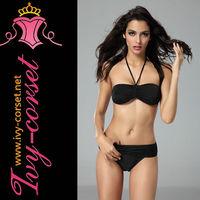 Free Shipping! Sexy Bikini in slolid color Swimwear swimsuit Y1637
