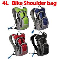 Free Shipping Cycling Bicycle Water Bag Backpack Road/Mountain Bike Shoulder Bag Sport Running Outdoor Hiking Water Bladder Bag