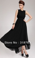 2013 Hotsale Sweden Brand Design Lady Tango Party Bohemia Long Maxi Dresses Women Twist Fashion Long Sleeve Dress Free Shipping