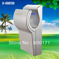 Floor stand jet hand dryer/New design