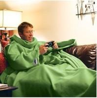 Snuggie,sleeve blanket / TV blanket / blanket seen as on tv
